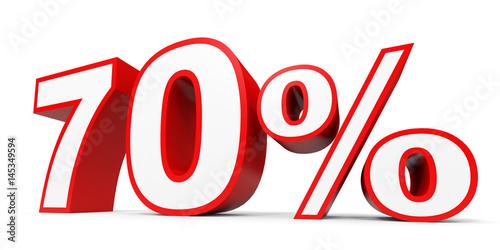 Photographie  Seventy percent off. Discount 70 %.