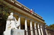 Aix En Provence, Cour De Justice De L'ancien Parlement Du Comté De Provence