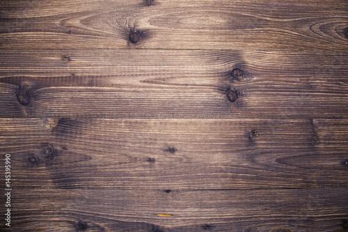 Fototapeta Old wooden table  obraz na płótnie