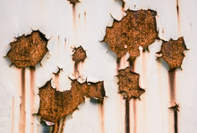 Grungy Peeling Paint