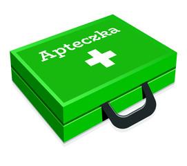 Sprzęt medyczny - apteczka