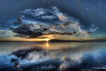 Maui Sunset View - Sun Setting...
