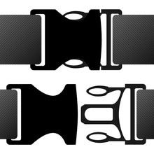 Buckle Clip Bag Vector Icon