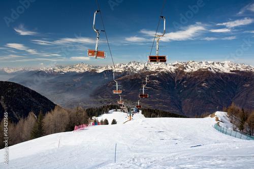 Photo Ski lift Aprica
