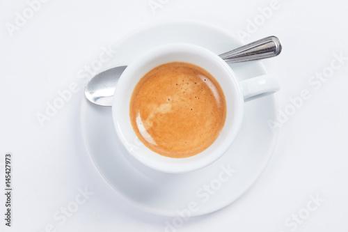 Deurstickers koffiebar cup of coffee