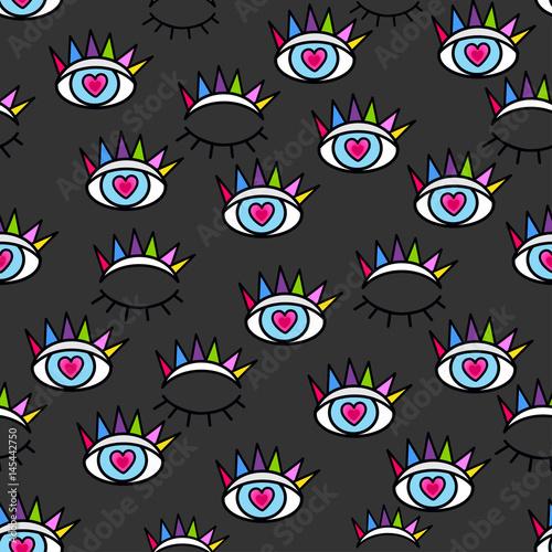 psychodeliczne-oczy-na-ciemnoszarym