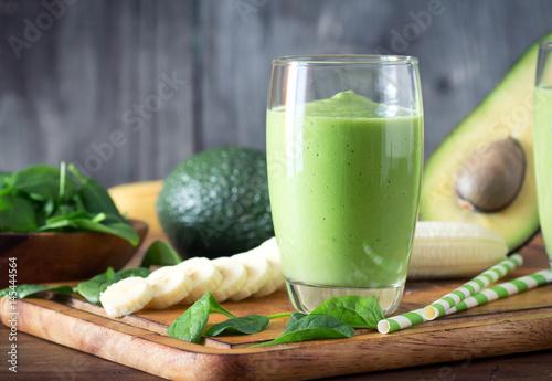 Photo  Green smoothie..
