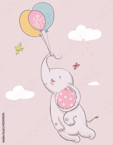 slodki-slonik-latajacy-na-balonikach