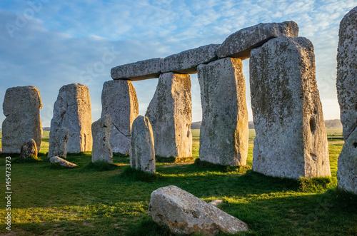 Fotografia Inside the Circle at Stonehenge
