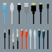 Data Cable Connectors