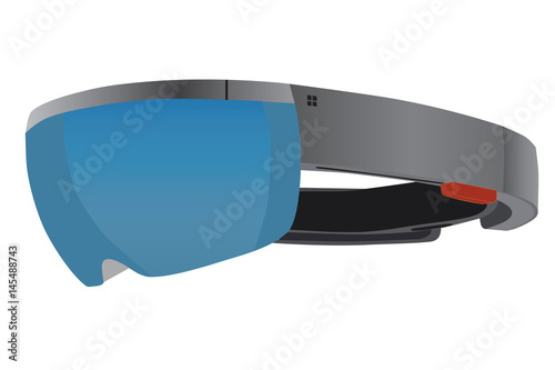Photo  Microsoft Hololens