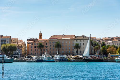 Photo Porto of the Ajaccio city