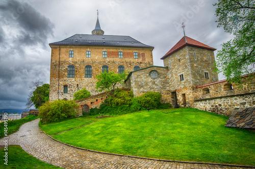 Akershus Fortress in Oslo, Norway Wallpaper Mural