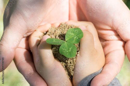 Photo エコロジー 愛 誕生 平和
