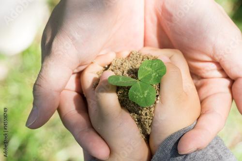 Foto  エコロジー 愛 誕生 平和