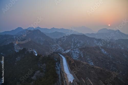 Fotografie, Obraz  The Great Wall