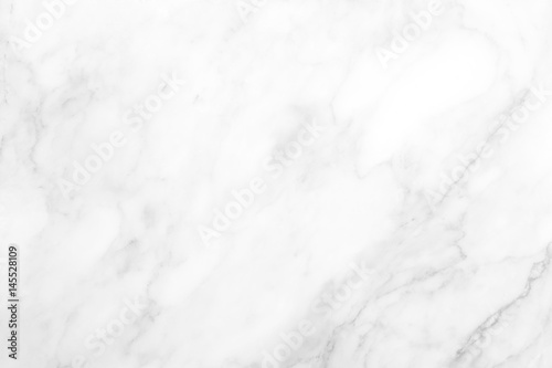White Marble Background. Canvas Print