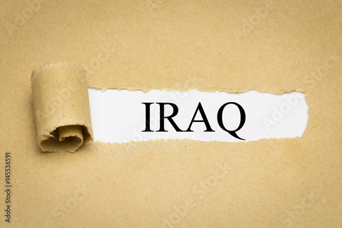 Fotografering  Iraq