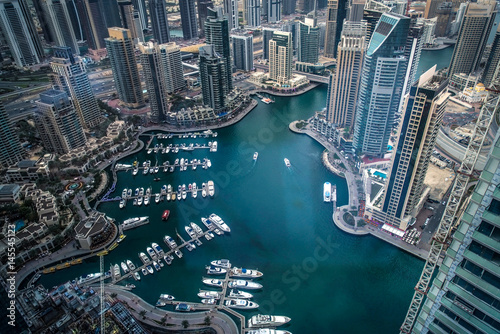Fototapeta Dubai Marina