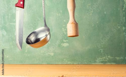 Plakat Sprzęt kuchenny