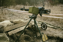 Anti-aircraft Guns, Authentic ...
