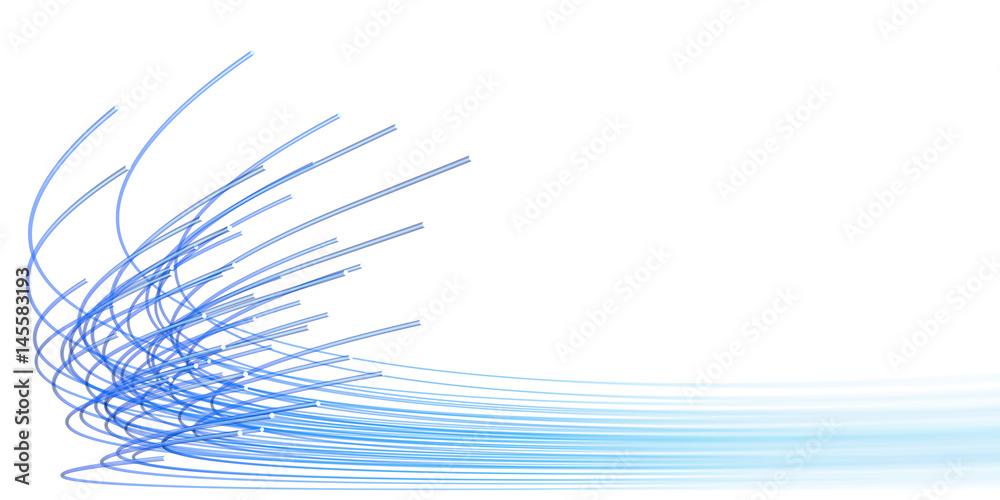 Fototapety, obrazy: Optical fiber