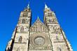 canvas print picture - Kirche, Burg, Schloss, Tourismus