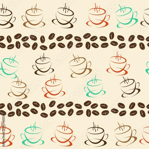 kawa-bez-szwu-tla-dla-swojego-projektu-wektor-wzor-z-ziaren-kawy-i-kubki-na-bezowy