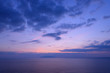 鹿児島 屋久島の夕景