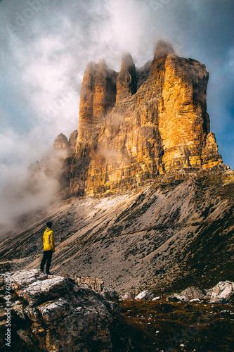 Fototapeta góra