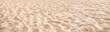 Leinwandbild Motiv The beach sand texture