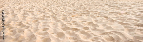 Fototapeta The beach sand texture obraz