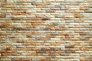 Fototapeta brick wall texture and background.
