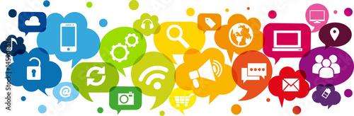Fotografía Comunicare, Dialogare, Rete