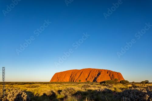 Obraz na plátně Uluru, Australia