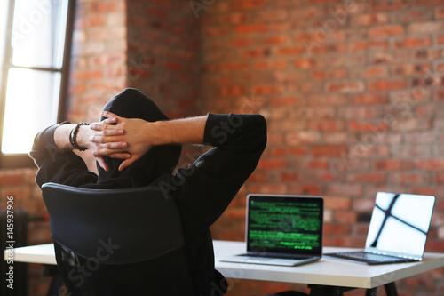 Fotografía  Hacker