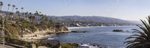 Fotomural Laguna Beach panoramic view