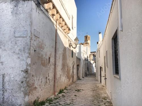 Fotografie, Obraz  Centro storico Felline
