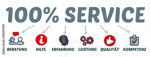 Fotografía  100% Service