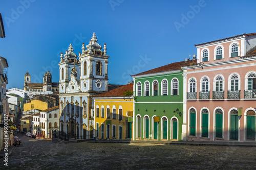 Fotografía  Pelourinho - Salvador, Bahia, Brazil
