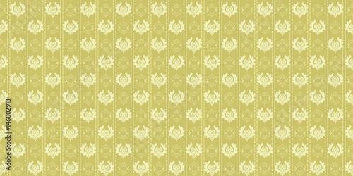 tapeta-bez-szwu-adamaszku-wzor-bezszwowe-zielone-i-biale-kolory-wzor-w-stylu-retro-bez-szwu-geometryczny-ksztalt-tlo-wektor
