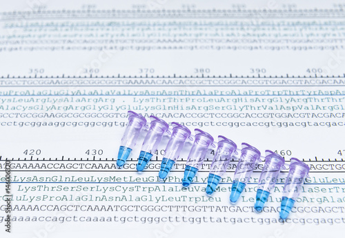Photo Protein sequencing by analysis of codon sequence of DNA