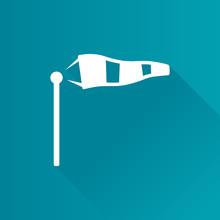 Metro Icon - Windsock