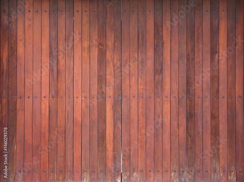 Fototapeta Wooden fence texture obraz na płótnie