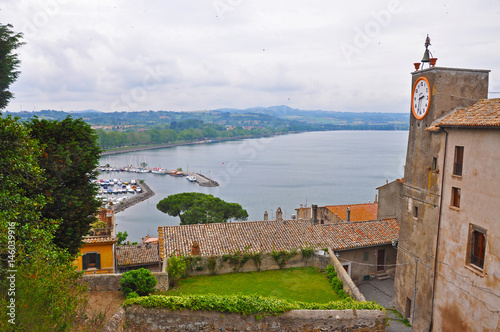 Fotografie, Obraz  Views of the marina Capodimonte