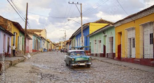 Trinidad, Cuba Tablou Canvas