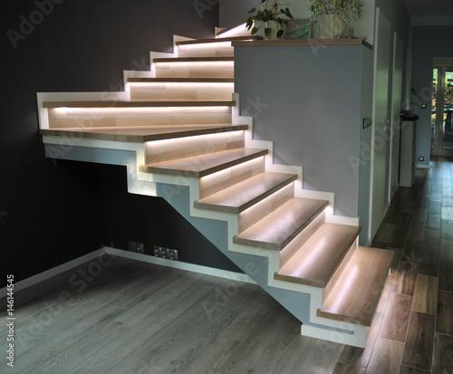 Fotografia schody zabiegowe