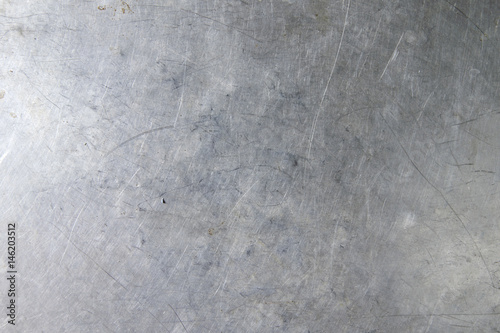 Foto op Canvas Metal grunge metal texture background