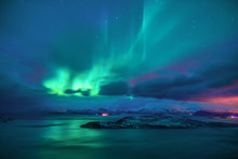 Aurora Borealis The Northern L...
