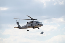 Black Hawk Helicopter Two Heli...
